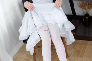 森萝财团Cosplay女仆装-SSR-005百度云高清照片原图[85P/482MB]