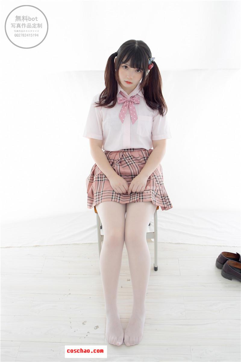森萝财团-無料001 JK格子裙高清原图写实【102P1V2.64GB】