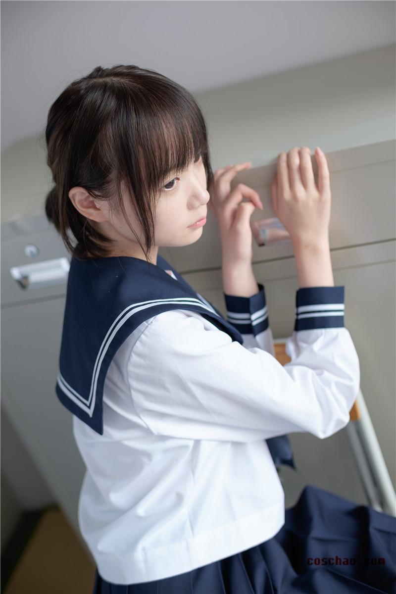森萝财团-SSR-002三次元女生JK风格原图写实[75P/453MB]