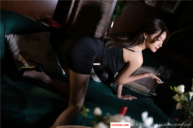 [IMiss爱蜜社]2021-02-20 Vol.553 小狐狸Kathryn[48P 43.2M]