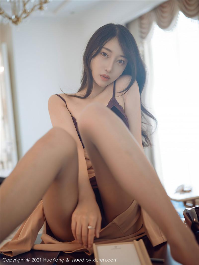 [HuaYang花漾Show] VOL.364 玥儿玥er文秘风[63P 65.9M]