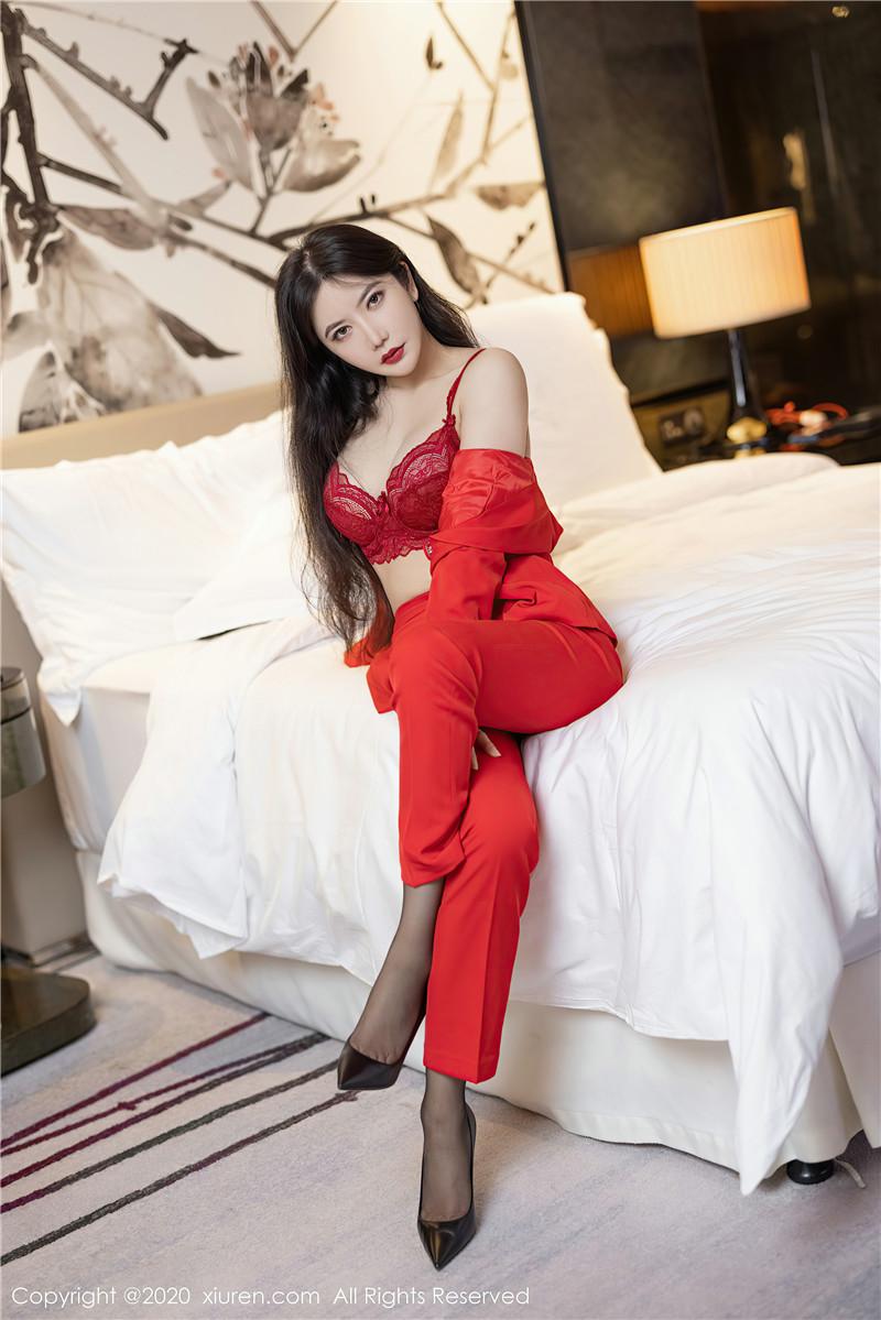 [XiuRen秀人网美媛馆] No.2828 文秘风心妍小公主[31P 32.8M]