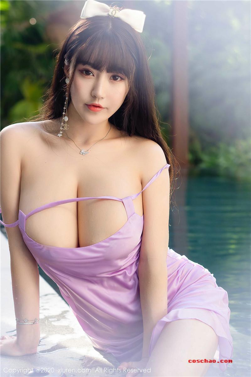 [XiuRen秀人网美媛馆]No.2353 朱可儿Flower[49P 52.4M]