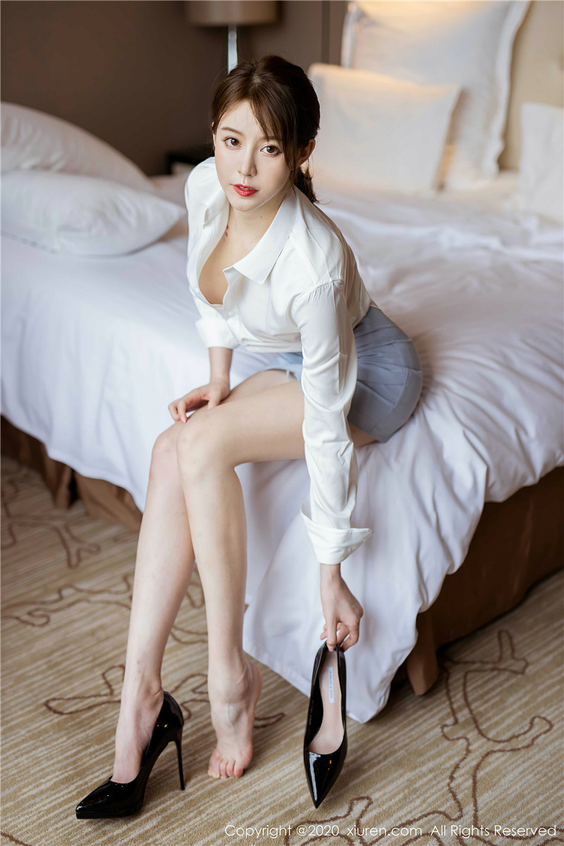 [XiuRen秀人网美媛馆] No.2350 yoo优优[57P 58.2M]