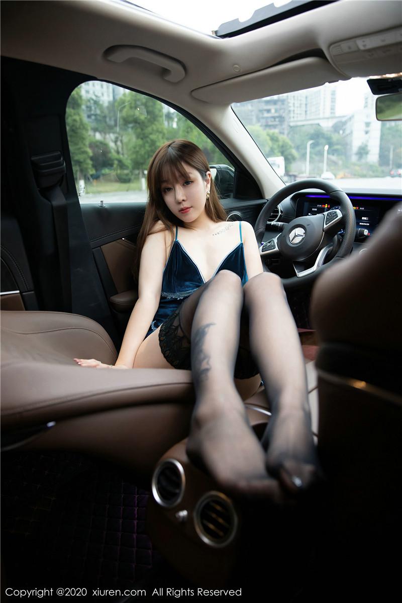 XiuRen秀人网美媛馆No.2317 王雨纯[101P 109M]