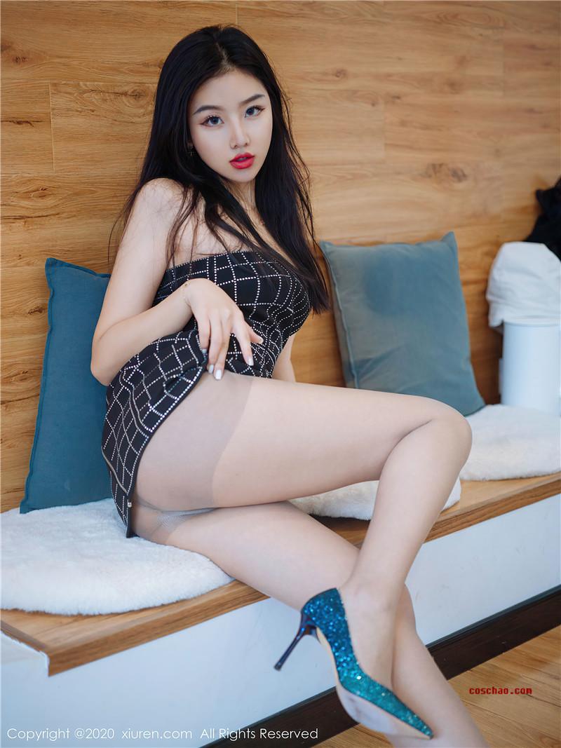 XiuRen秀人网美媛馆No.2908 陈念灵Vickyao[51P]
