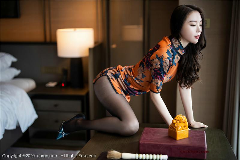 XiuRen秀人网美媛馆No.2899 梦心月照片[123P]