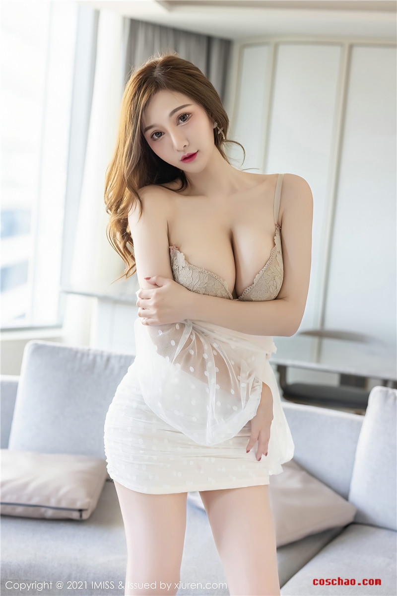 IMiss爱蜜社Vol.560 Lavinia肉肉[42P]