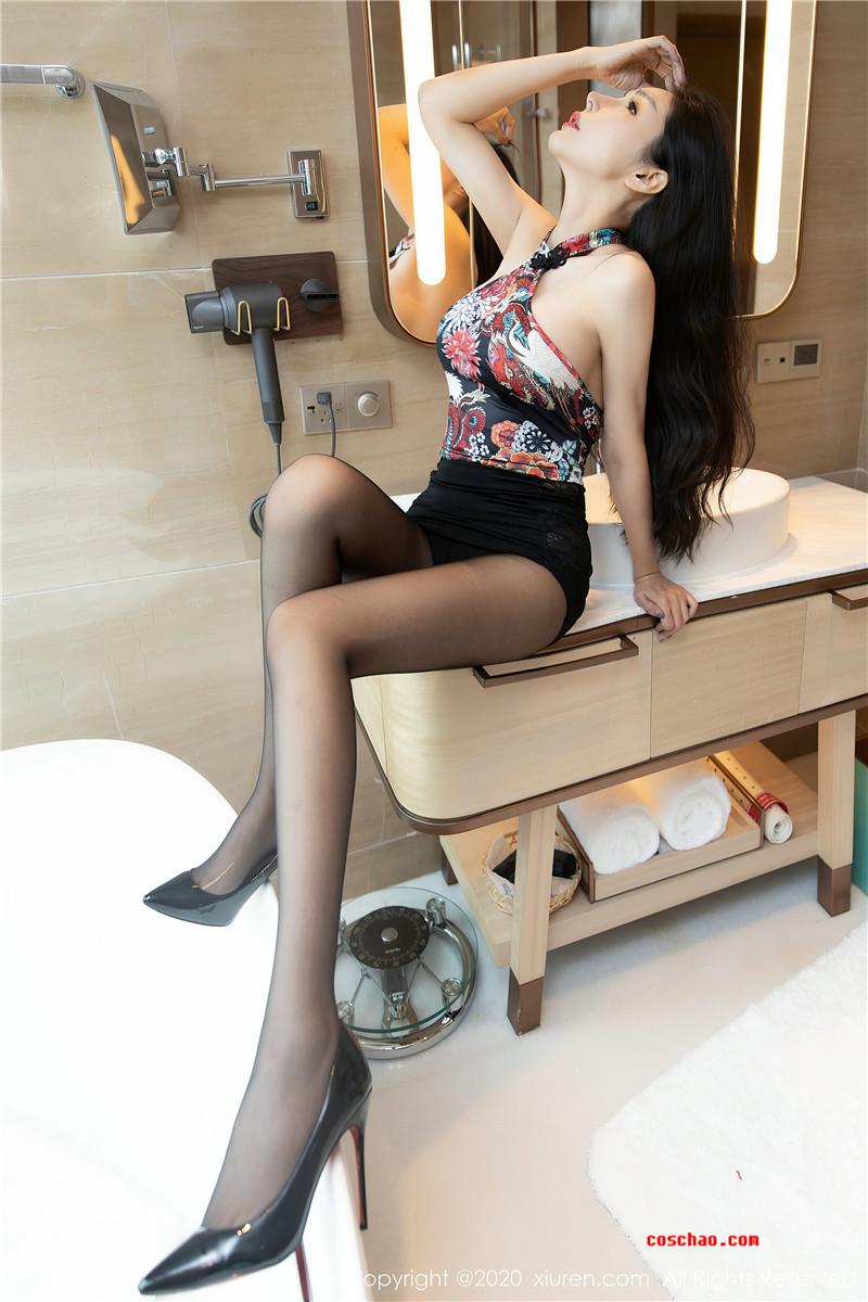 XiuRen秀人网美媛馆No.2894 田冰冰[51P]