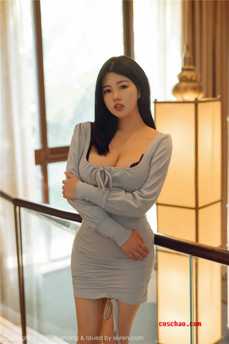 HuaYang花漾ShowVol.376 娜露Selena[41P]