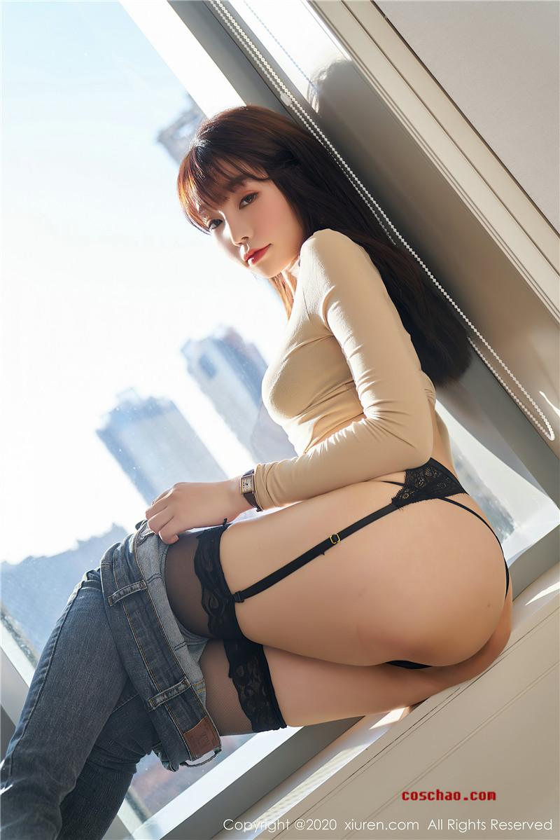 XiuRen秀人网美媛馆No.2886 芝芝Booty[77P]