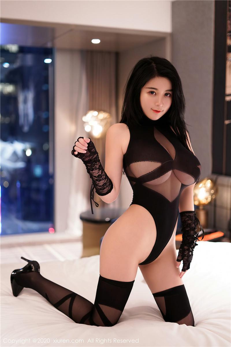 XiuRen秀人网美媛馆No.2879 美七Mia[50P]