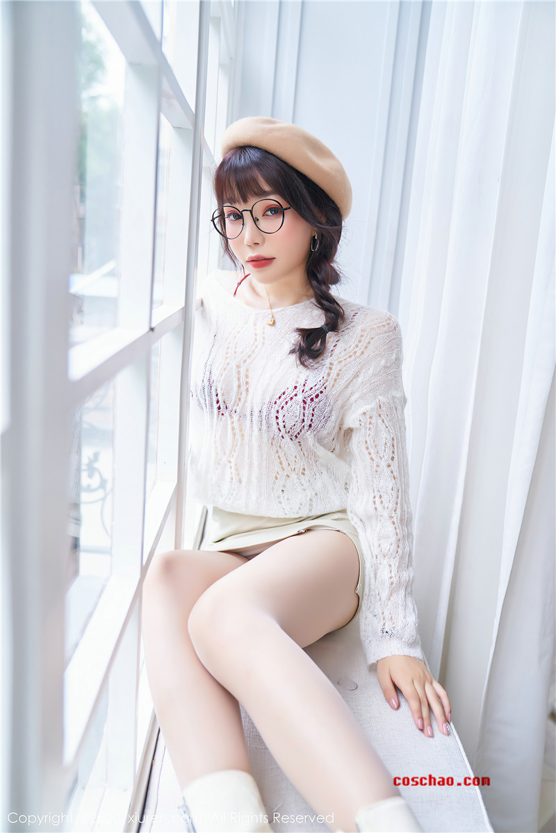 XiuRen秀人网美媛馆No.2859 芝芝Booty