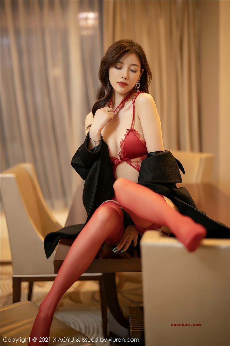 XiaoYu画语界Vol.469 杨晨晨sugar酒店套装写实[64P]