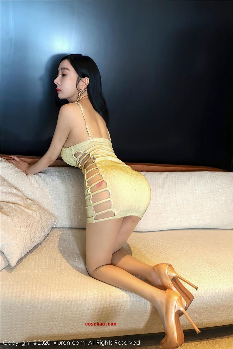 XiuRen秀人网美媛馆No.2854 允爾[63P]