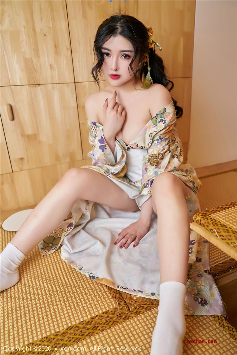 XiuRen秀人网美媛馆No.2853 韩静安最新图片[66P]