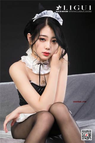 Ligui丽柜2021新图 Model 小智贤[56P]