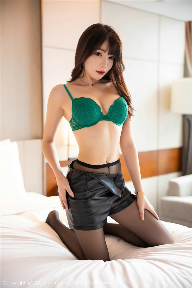 XiuRen秀人网美媛馆NO.2133 芝芝Booty[104P]