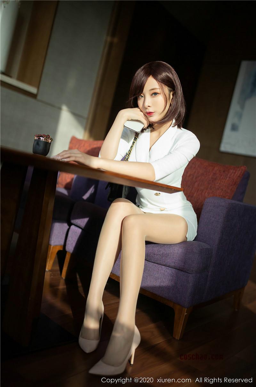 XiuRen秀人网美媛馆文秘风 No.2296 陈小喵[91P]