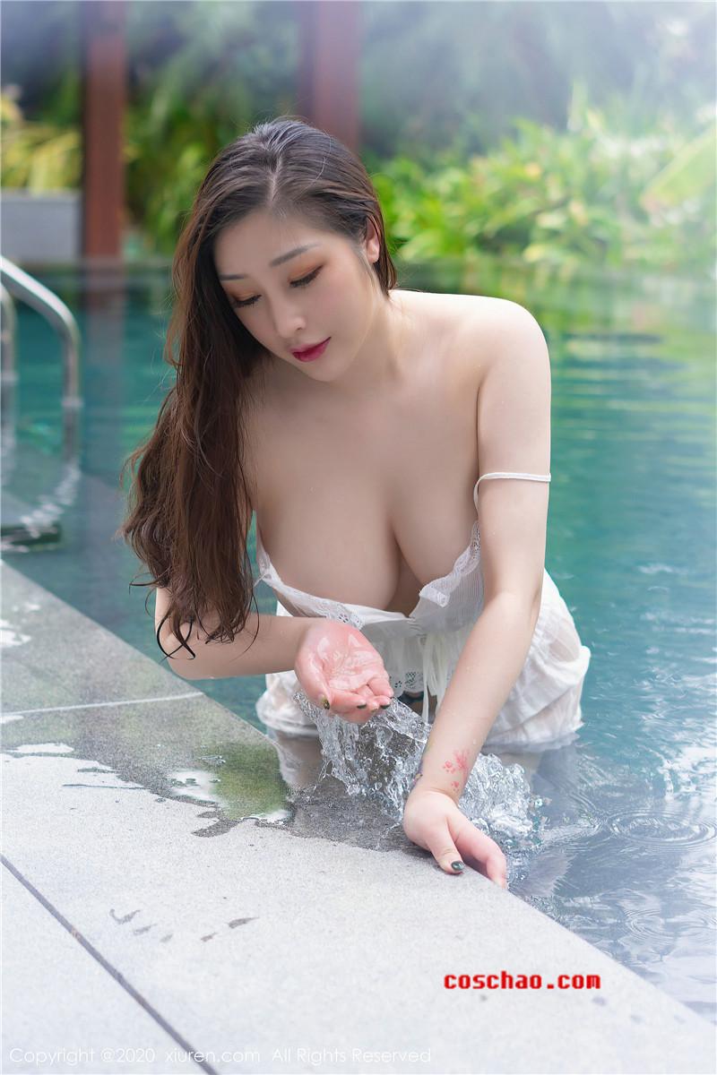 XiuRen秀人网美媛馆No.2295 妲己_toxic[51P]