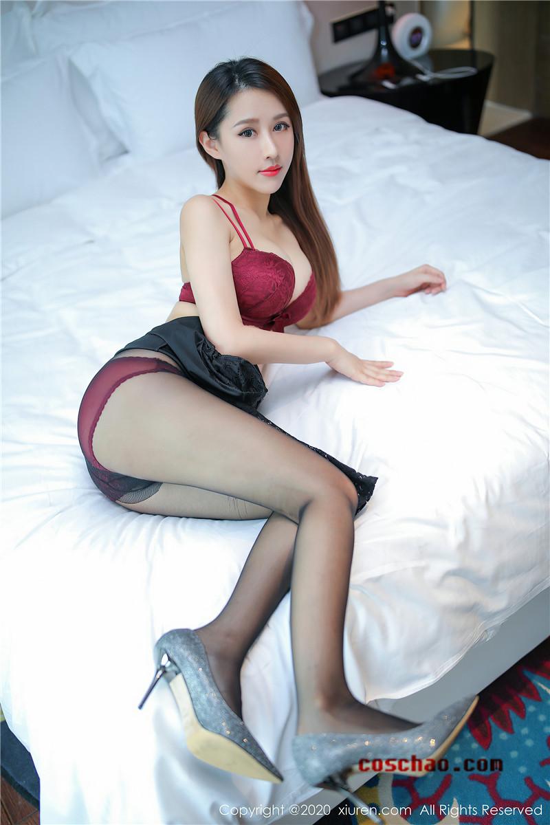 XiuRen秀人网美媛馆No.2287 徐安安[67P]