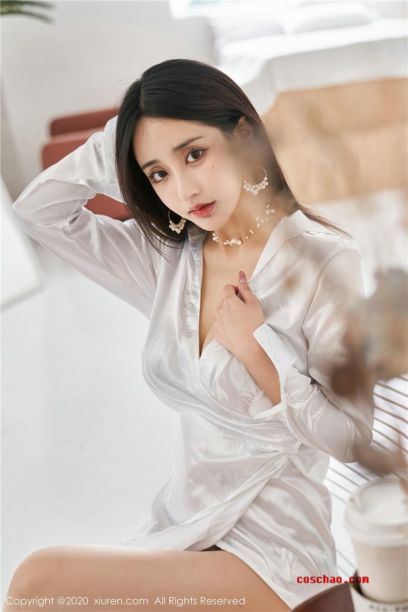 XiuRen秀人网美媛馆No.2273 林子欣Freya[56P]