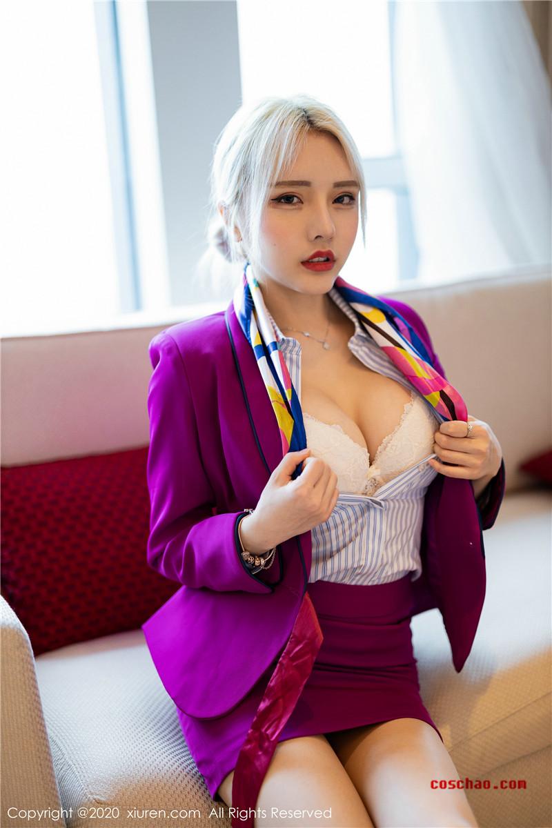 XiuRen秀人网美媛馆No.2266 Lovely璐璐[43P]