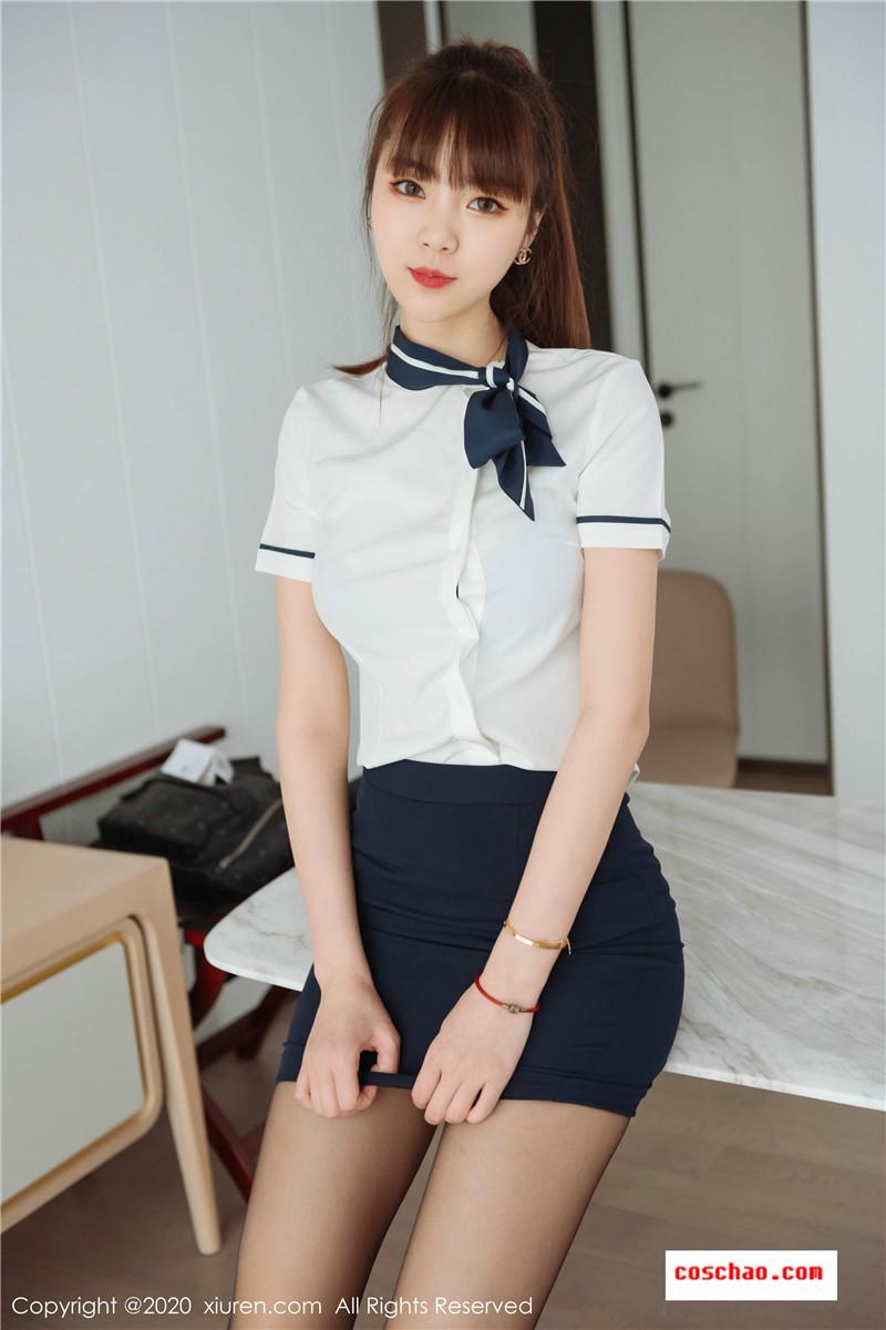 XiuRen秀人网美媛馆No.2261 可樂Vicky[56P]