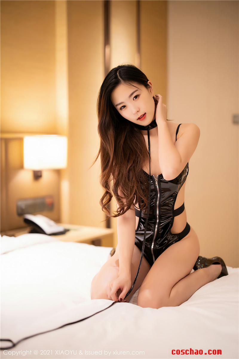 XiaoYu画语界VOL.455 杨紫嫣Cynthia胶衣写实[56P]