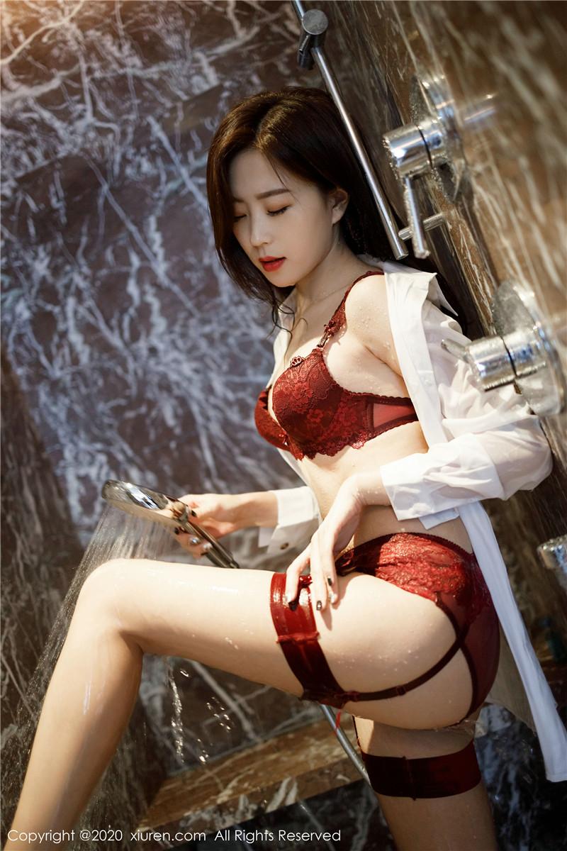 XiuRen秀人网美媛馆 No.2249 杨紫嫣Cynthia[61P]