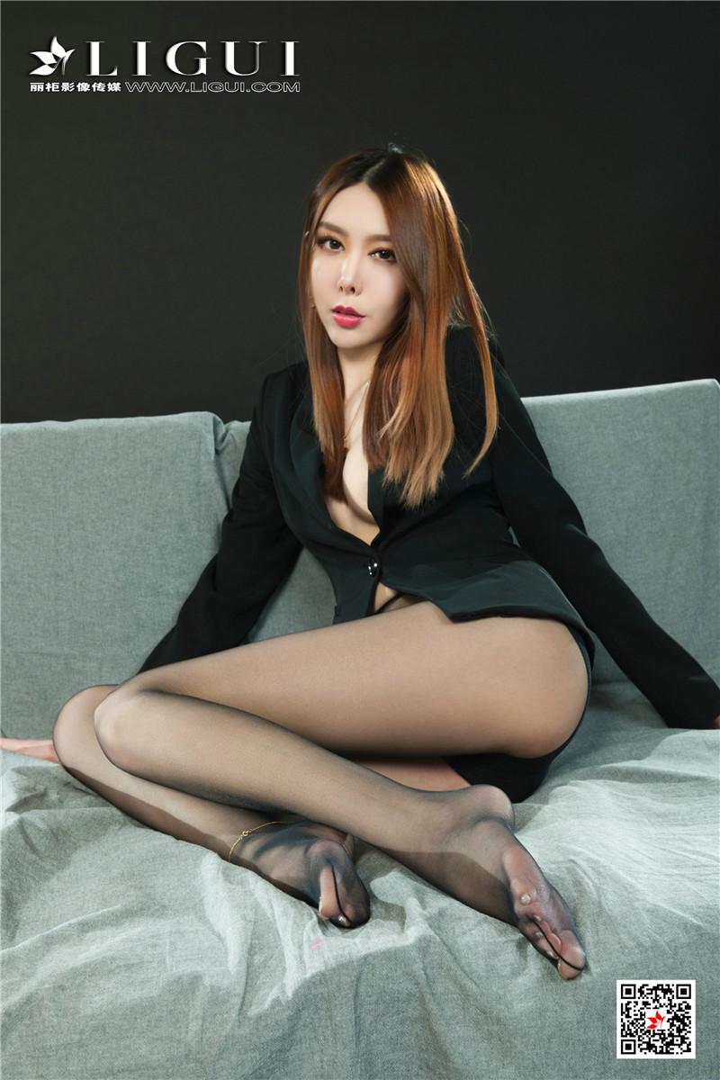 [Ligui丽柜网络丽人 Model 兔子[54P]