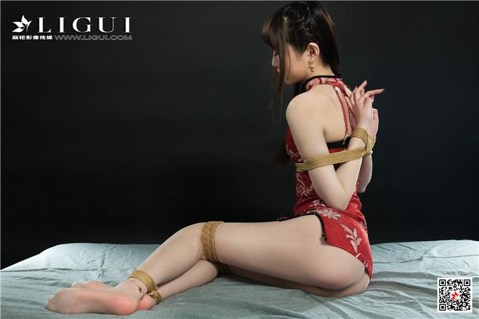 Ligui丽柜新图《紧缚丽莲》 阳阳[63P]