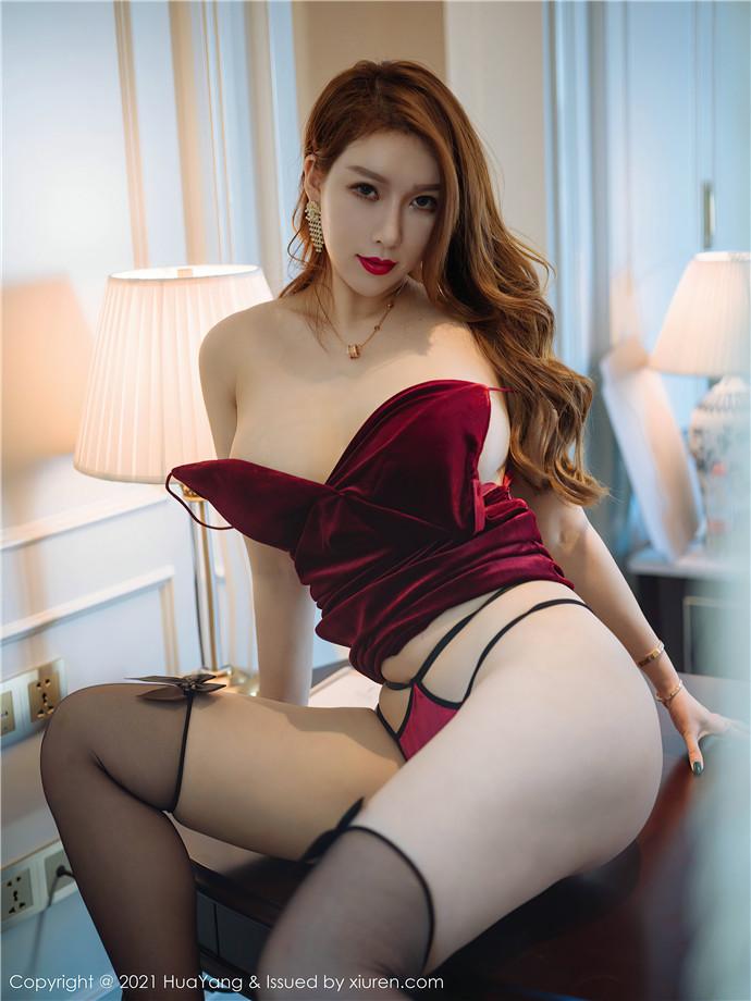 HuaYang花漾ShowVOL.356 Egg-尤妮丝Egg[53P]