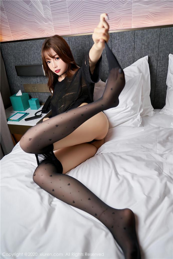 XiuRen秀人网美媛馆No.2811 芝芝Booty[83P]