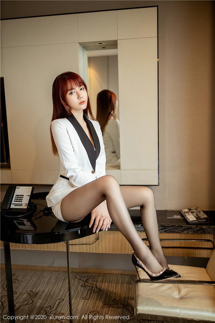 XiuRen秀人网美媛馆No.2792 fairy如歌[36P]