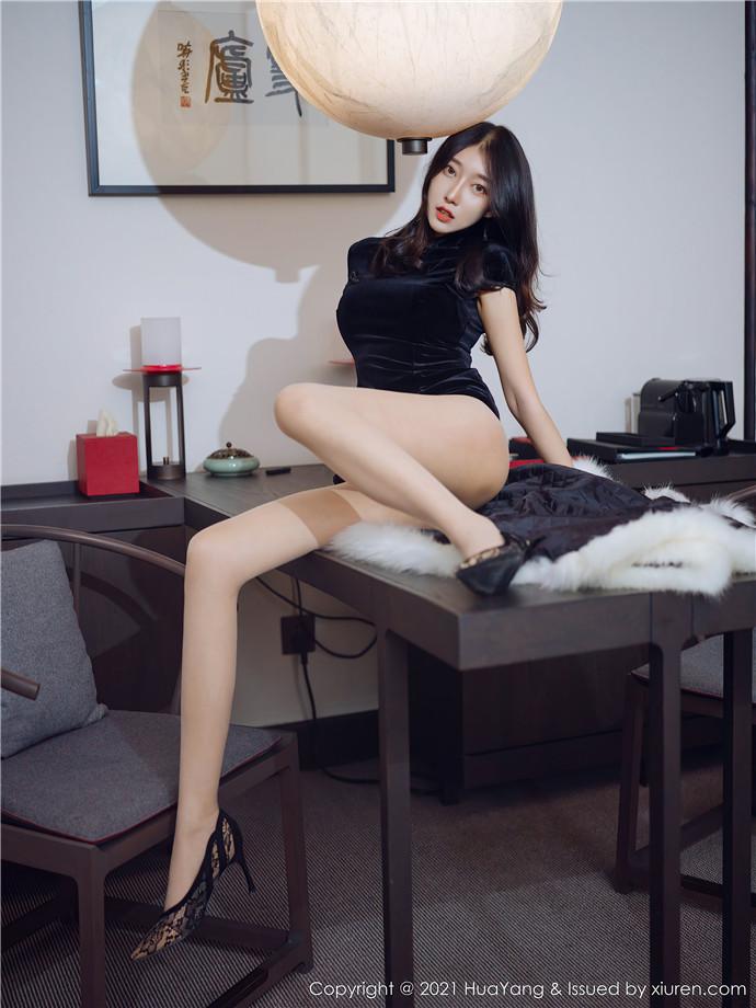 HuaYang花漾ShowVOL.353 玥儿玥er[58P]